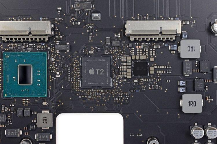 La puce T2 bloque toute réparation réalisée sans l'aval d'Apple