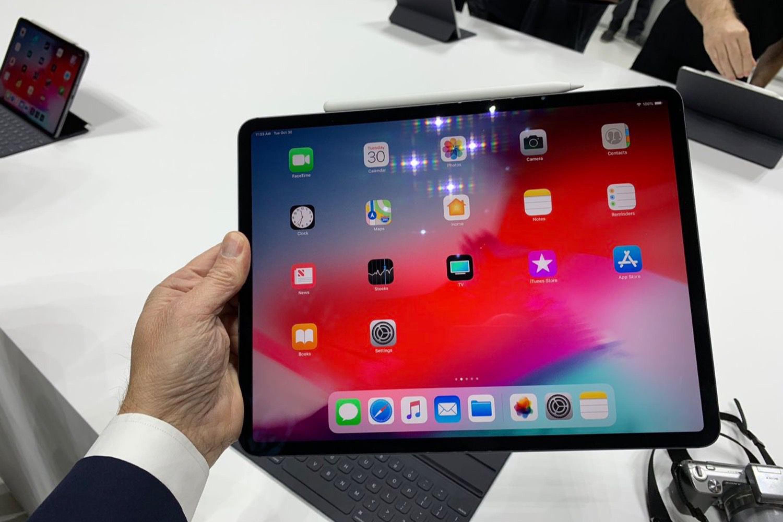 Premières prises en main des nouveaux iPadPro