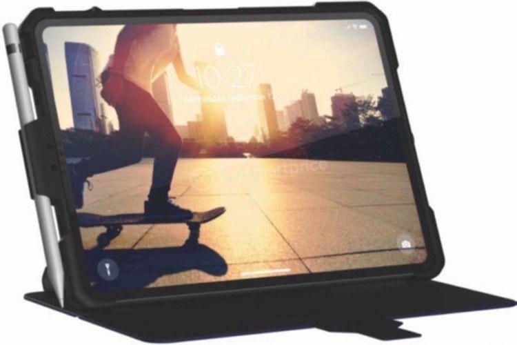 Un visuel d'iPad Pro 2018 dans son étui