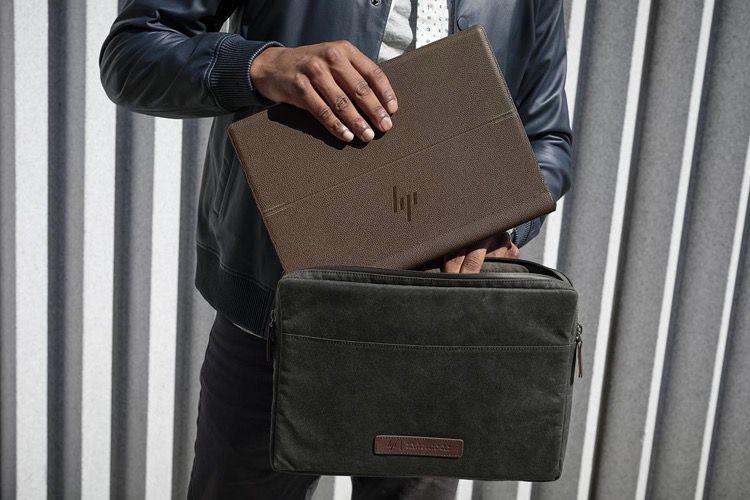 Spectre Folio, HP « réinvente» le PC avec du cuir