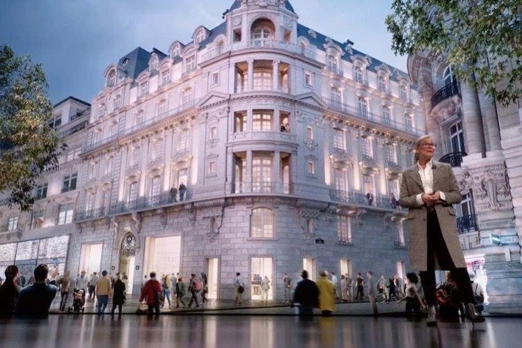 L'Apple Store des Champs-Elysées ouvrirait le 15novembre