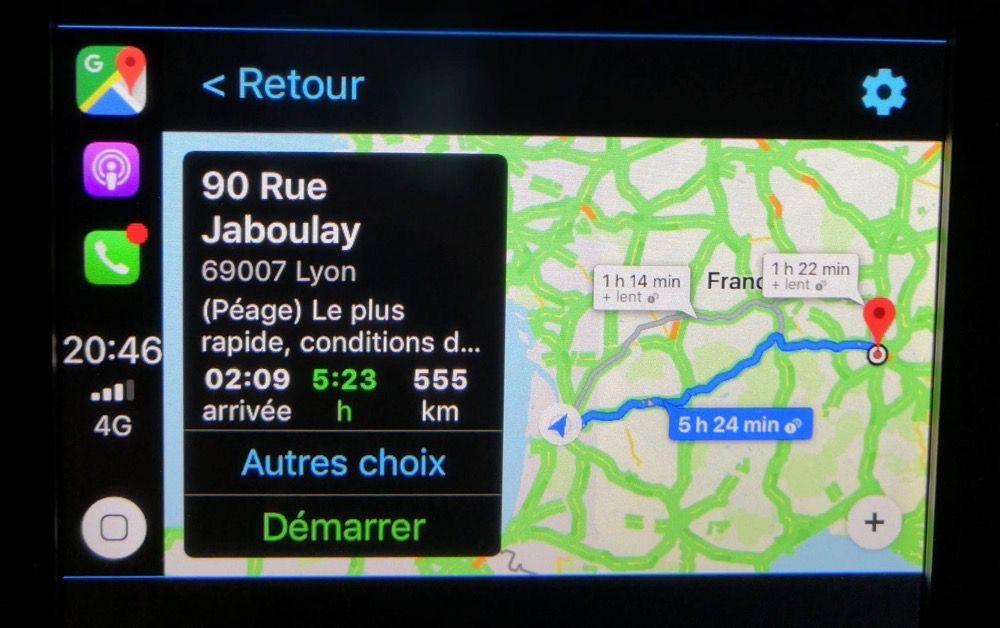 iOS 12 et CarPlay : le point sur les apps de navigation | iGeneration