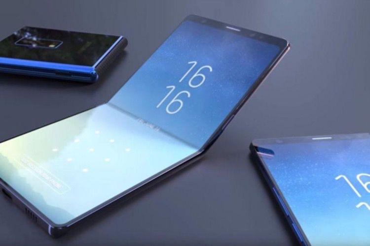 Smartphones pliables : un brevet chez Apple, des précisions chez Samsung