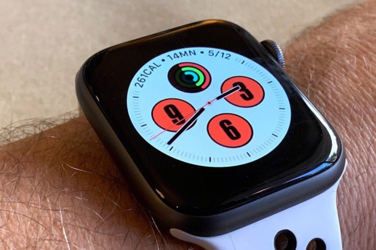 Apple Watch Series 4 : détournez l'affichage du cadran Infograph