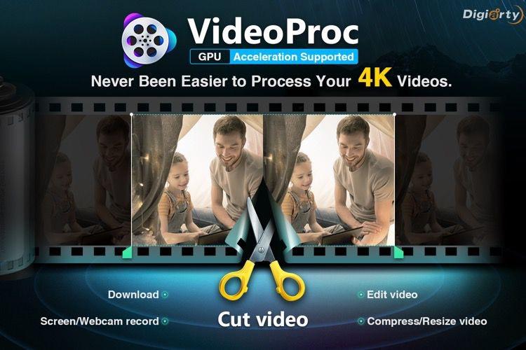 📣Découvrez VideoProc et gagnez une GoPro7!