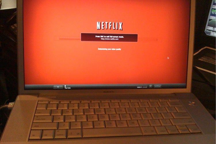 Safari 12 n'est pas compatible avec Netflix sur les vieux Mac