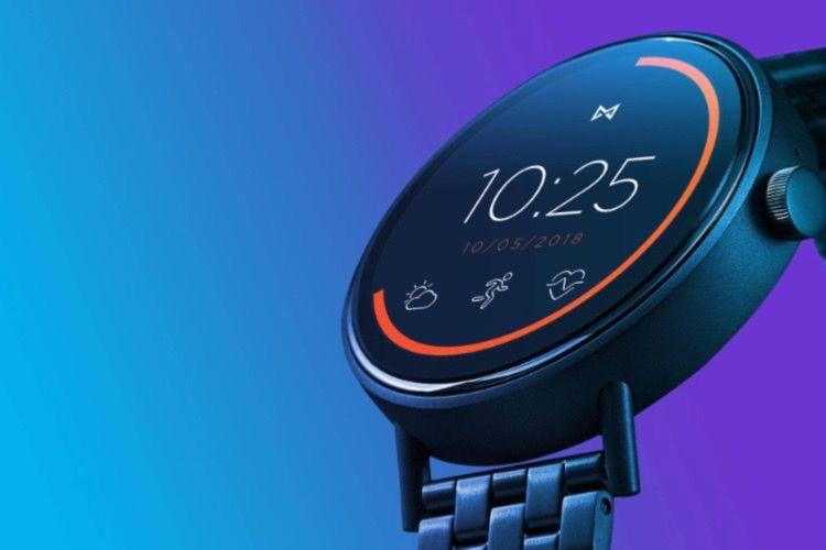 Vapor 2, la nouvelle montre connectée Wear OS de Misfit