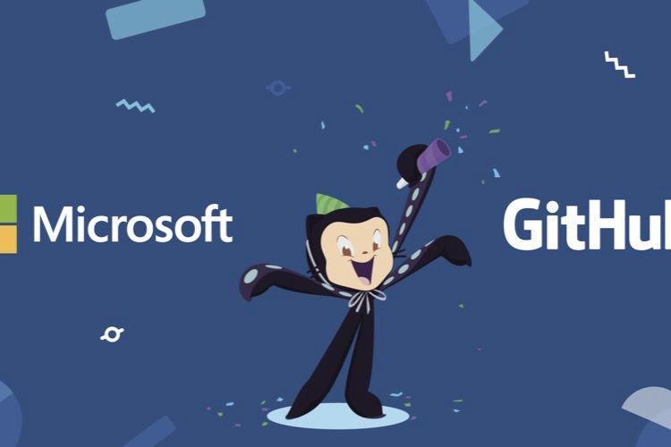 GitHub a rejoint officiellement Microsoft