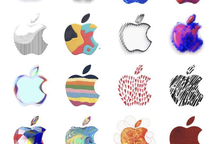 Les pommes du keynote sont parfaites en autocollants iMessage