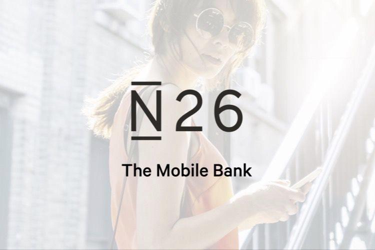 N26 en tête d'un classement de banques en France