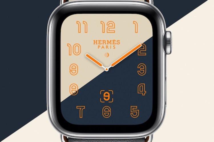 Les Series 4 Hermès à bracelets multicolores de nouveau en stock