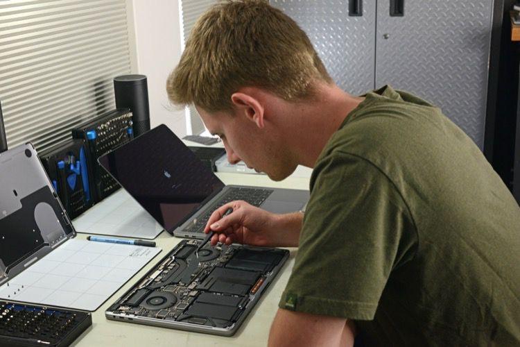 La puce T2 ne bloque pas une réparation réalisée sans l'avald'Apple