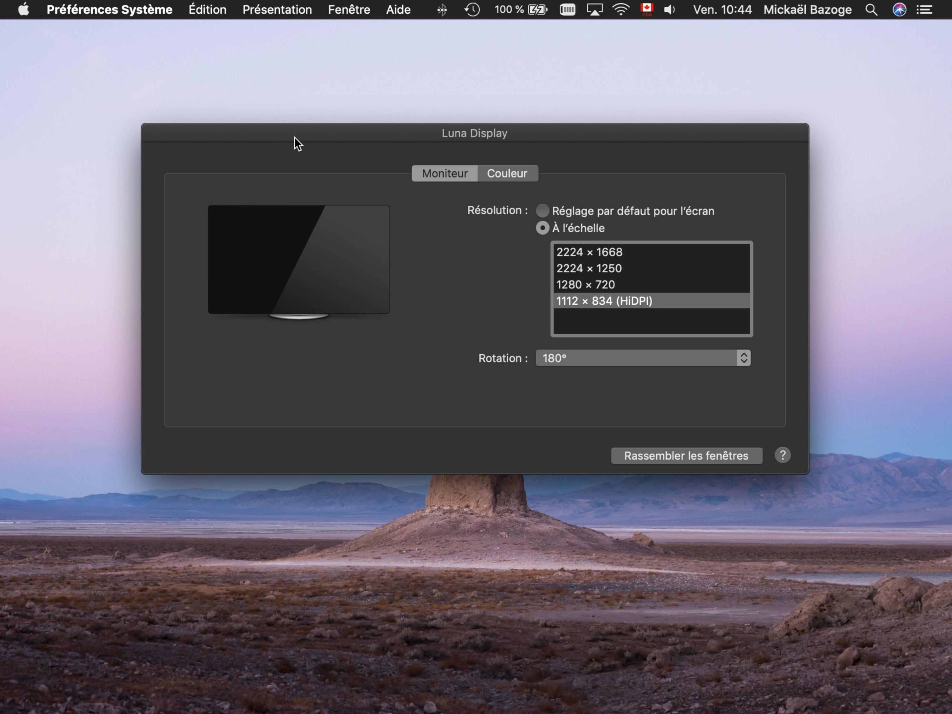 Test du Luna Display : quand l'iPad devient un Mac tactile
