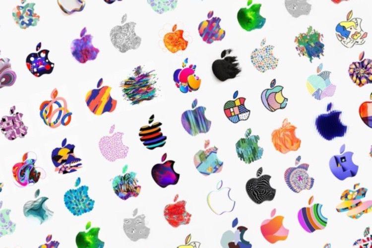 Pour le keynote du 30 octobre, Apple a multiplié les pommes