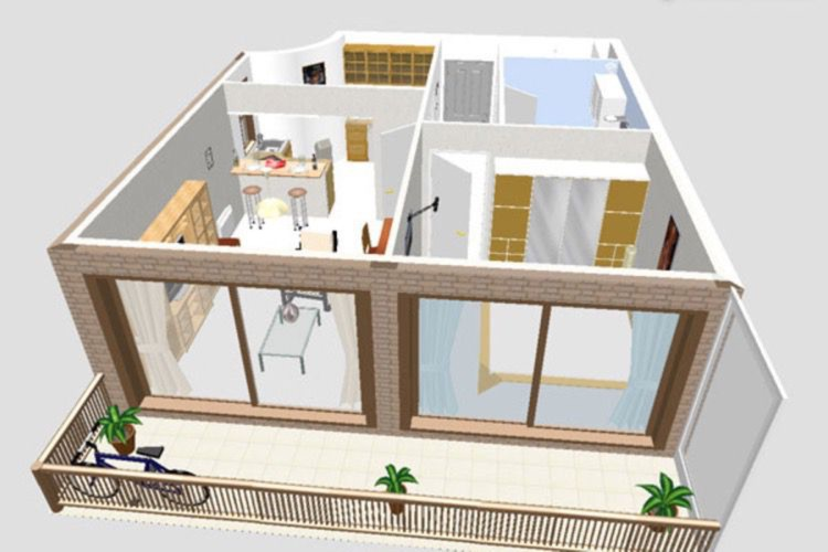 Sweet Home 3D : Une 6e Version Avec Plus De Réalisme Dans