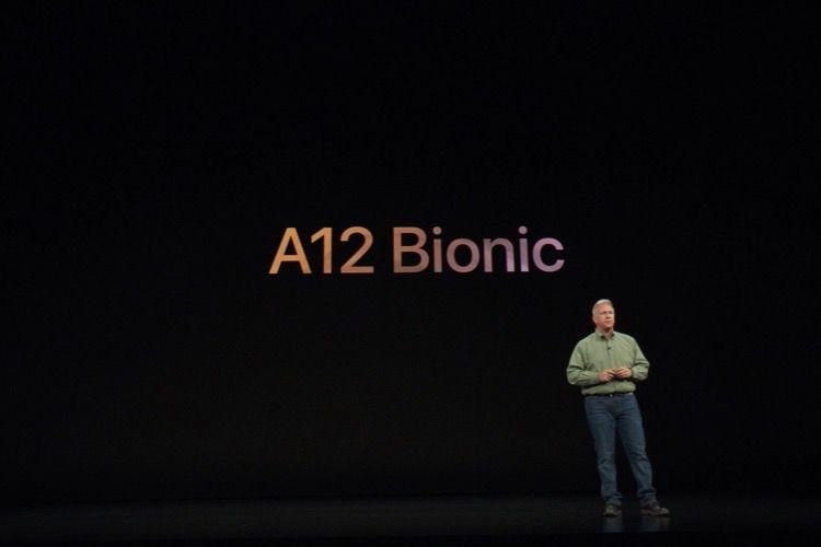 AppleA12, une puce qui cache bien son jeu