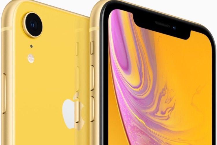 iPhone XR : les précommandes sont ouvertes
