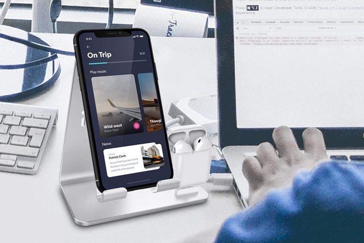 Promos : un socle pour iPhone et AirPods à 15,3€ et un stabilisateur actif pour smartphones à 84€