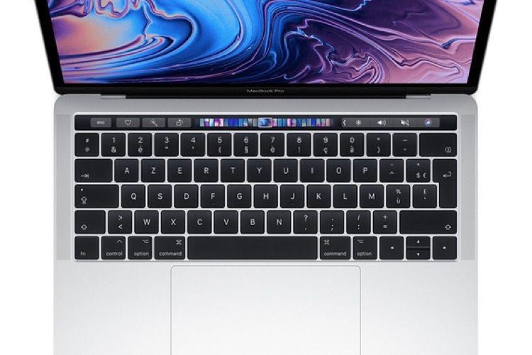 Des MacBook Pro2018 sont arrivés sur le refurb français
