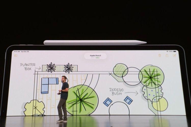Apple Pencil 2 : il se colle à l'iPad et se recharge sans branchement