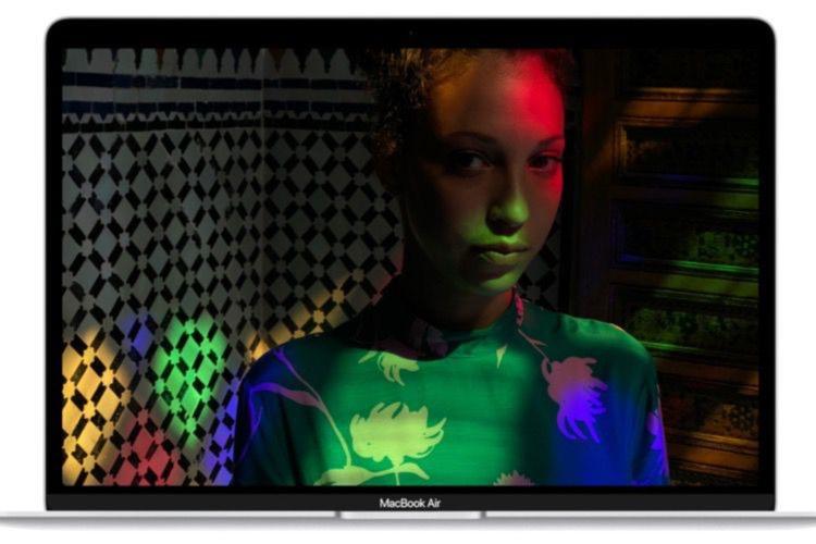 Le MacBook Air Retina est en vente à partir de 1349€