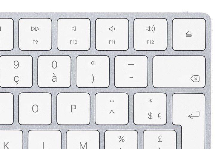 Le Magic Keyboard a discrètement baissé de prix
