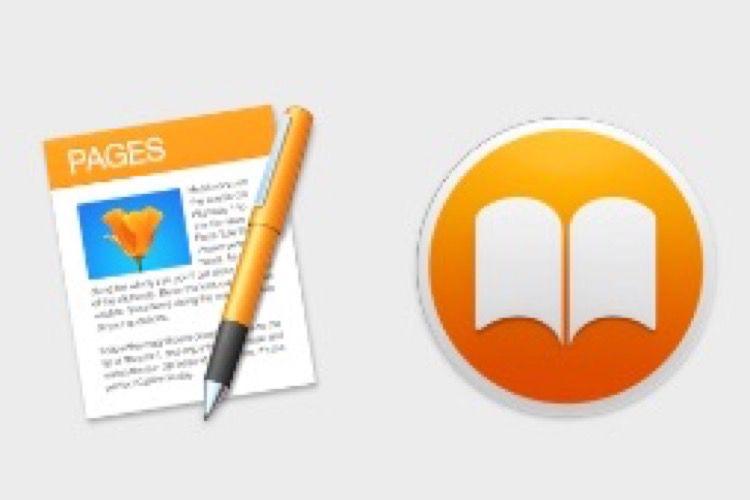 iWorks : Pages publie sur Apple Books, Keynote et Numberscorrigés