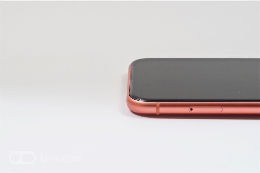 L'iPhone XR est l'iPhone