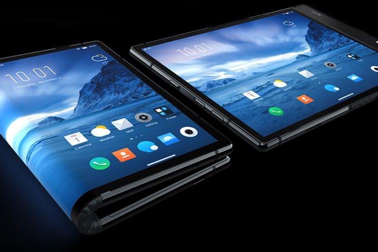 Le FlexPai montre-t-il l'avenir des grands smartphones?
