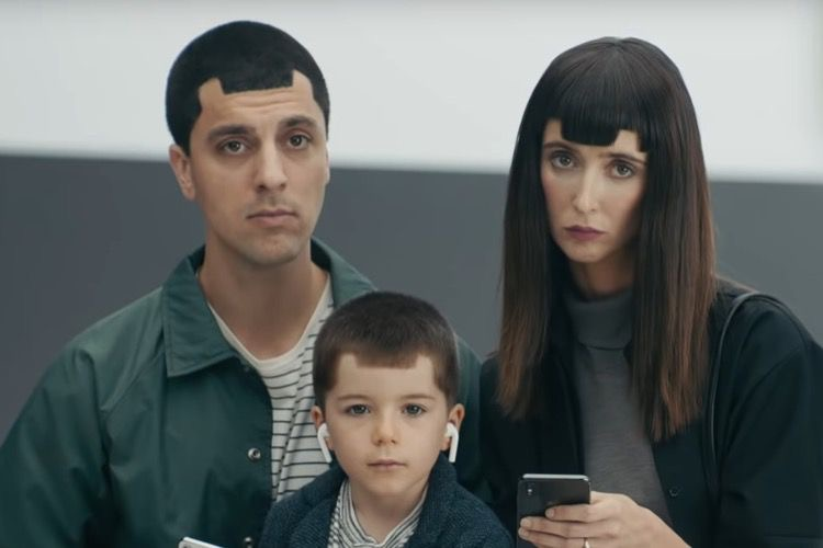 Même Samsung va utiliser des encoches, finalement