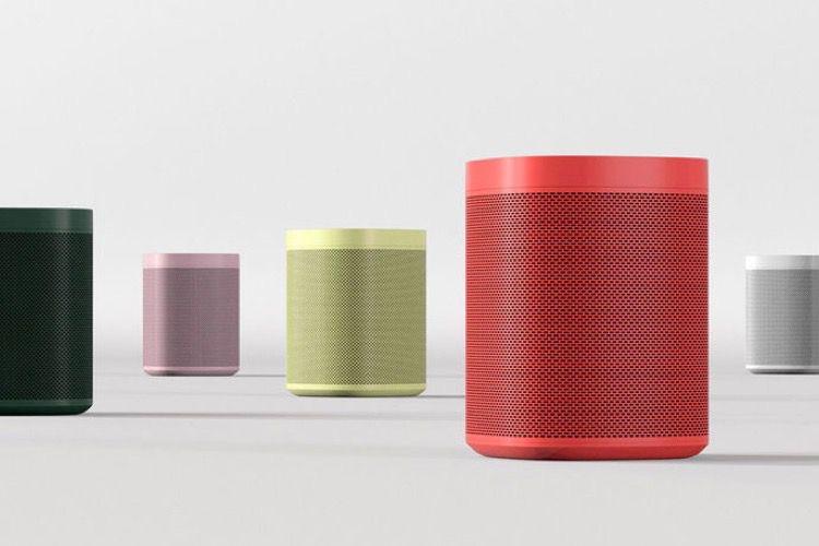 Sonos One : des versions HAY en 5 couleurs et plus chères, ou en promo mais noir et blanc
