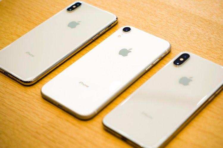 Sans surprise, l'iPhone XR est moins bon que les XS en 4G