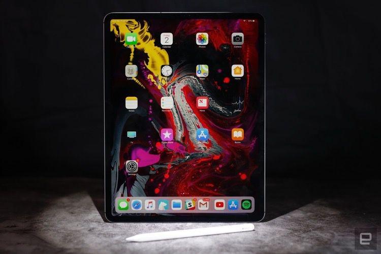 Revue de tests : iPad Pro 2018, la puissance bridée par le logiciel