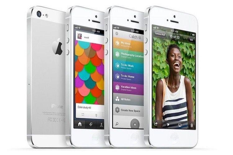 C'est terminé pour le SAV de l'iPhone 5 chez Apple