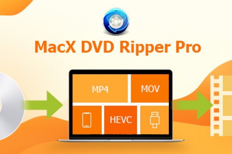 📣 Gagnez des licences de MacX DVD Ripper Pro