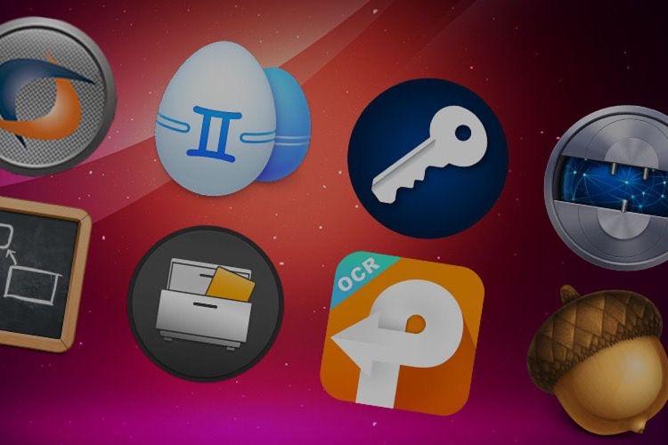 Promo: Acorn et neuf autres apps macOS pour 20$