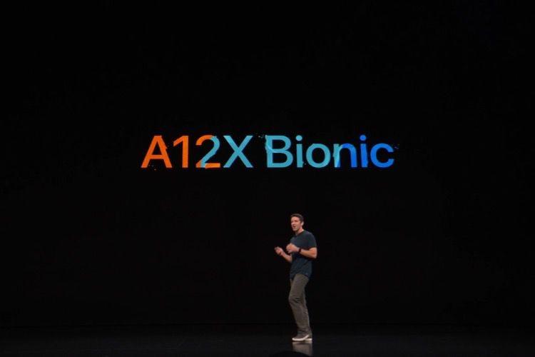 Apple vante les mérites de l'A12X Bionic de l'iPad Pro