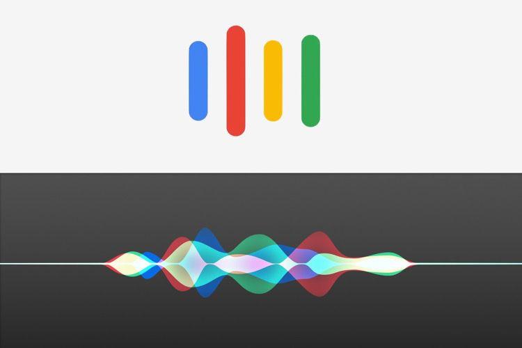 Les raccourcis Siri font une place à l'assistant de Google