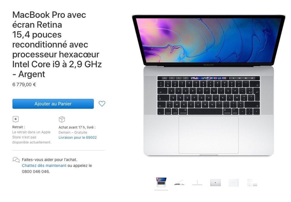 Apple annonce des défaillances techniques sur certains iPhone X et MacBook Pro