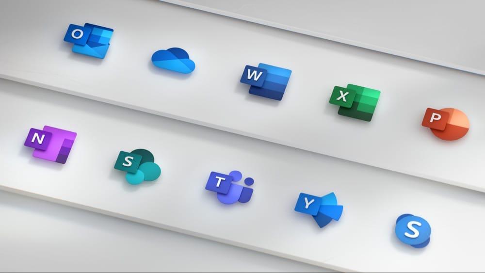 Microsoft offre un nouveau look aux icônes d'Office