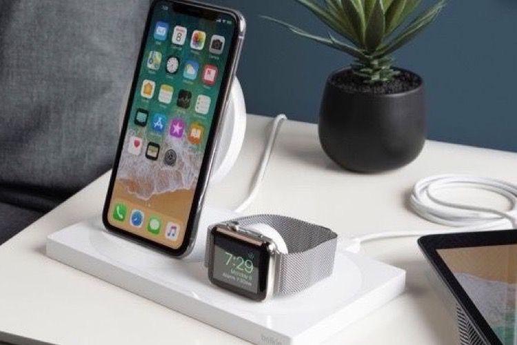 Nouveautés Apple Store : chargeur Qi pour iPhone/Apple Watch, tasse chauffante à emporter et coques pour iPadPro