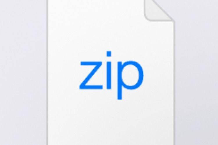 Astuce : créez un raccourci pour dézipper des archives suriOS