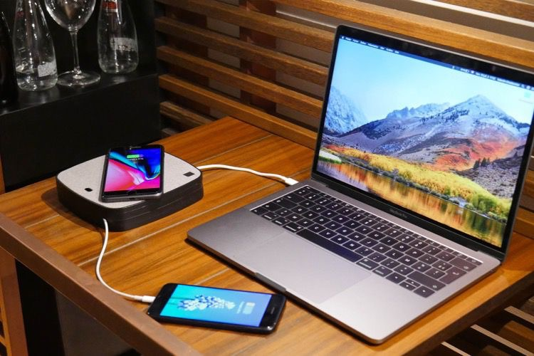 Prise en main de la station de charge X-Moove pour portable, iPad, iPhone et Switch