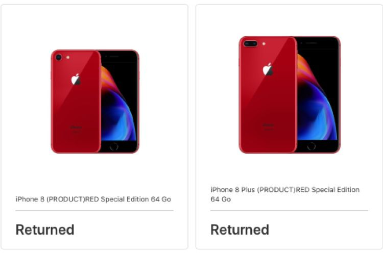 L'Apple Store améliore sa présentation du compte client