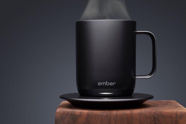 nouveaut s apple store une tasse qui chauffe toute seule et un robot connect bagarreur. Black Bedroom Furniture Sets. Home Design Ideas