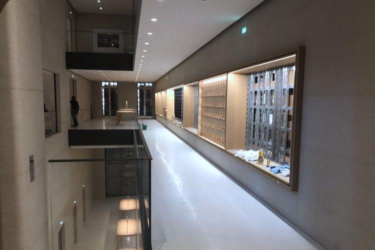 Découvrez l'intérieur de l'Apple Store des Champs-Elysées