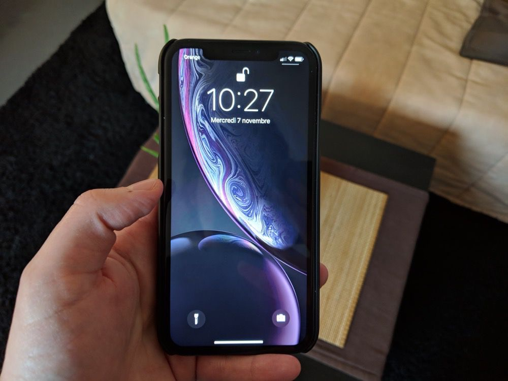 Liphone Xr Est Si Bon Que Jen Oublie Presque 3d Touch Igeneration