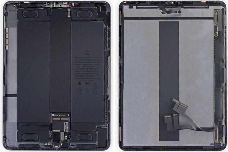iFixit plonge dans l'iPad Pro 2018 et déshabille le Pencil2