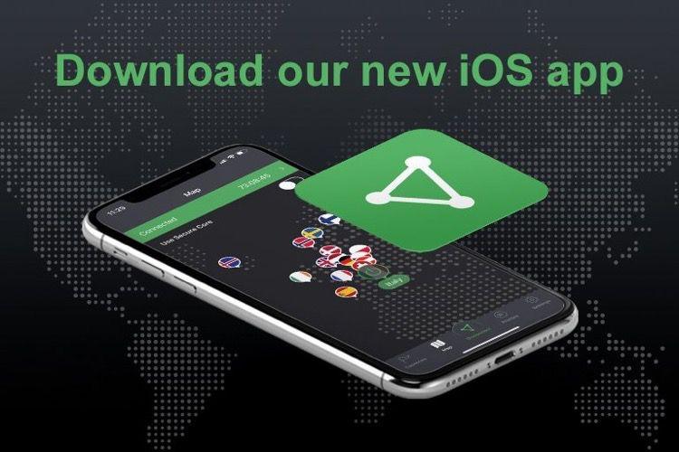 ProtonVPN propose aussi une app sur l'AppStore