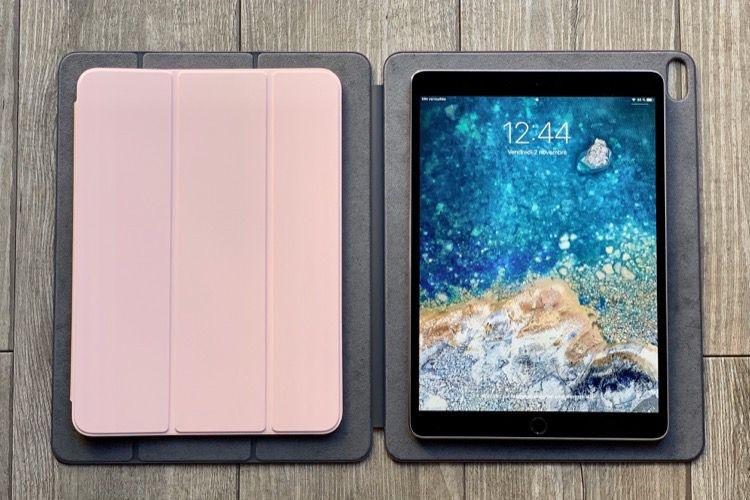 Coup d'œil sur les étuis Smart Folio des iPad Pro2018